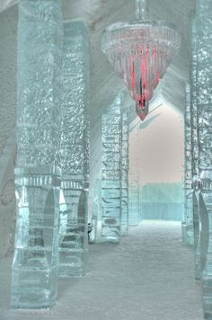 New Wonderful Photos: Ice Hotel, Sweden