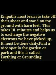 Empath or not, this is good advice. Empath Traits, Intuitive Empath, Empath Abilities, Psychic Abilities, Yo Superior, Trauma, Highly Sensitive Person, Sensitive People, Spiritual Awakening