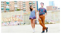 Los dos looks completos del #streetstyle de esta semana! www.CarlosArnelas.com #elarmariodearnelas #lgg3