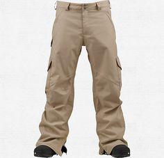 Cargo Snowboard Pant - Tall