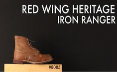 ContentsRed Wing Iron Ranger ReviewVibram Mini-lug SoleLeatherInsulationSize & FitComfortLaceWeightDrawbacksRelated This article is all about the Iron Ranger #8085, heritage boots by Red Wing. If you are on the fence about which Iron ranger you wanted to get, stick around and let us make things clear for you as we go along with our Red Wing ... Read moreRed Wing Iron Ranger Review #8085