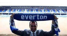 {Sweat} Martinez at Everton FC #EvertonFC #sport #soccer