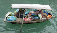 Baie d'Halong - boutique