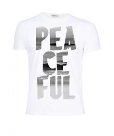 We know what makes a cool t-shirt and this little ditty is no doubt a sought after item. This short sleeved, round neck mens t-shirt is taken up a notch with a large print of the peaceful word on the sea. YOU ARE CALM AND SENSIBLE ! Sterling Silver Bracelets, Silver Jewelry, Peaceful Words, Silver Man, Slim Man, Cool T Shirts, T Shirts For Women, Stuff To Buy, Calm