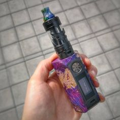 "51 Likes, 2 Comments - Aleš Bican (@geolakrak) on Instagram: ""❤️❤️ My Lovely SetUp (Vapor Giant V5S Black edition with Asmodus Kodama)"" #vape #vapenation"