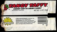 Tangy Taffy..The Best!!!