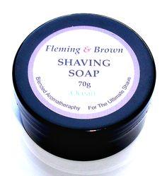 Ocean #Shaving Soap - Fleming & Brown -- http://www.flemingandbrown.co.uk
