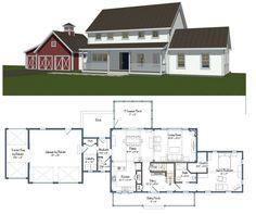 80 best barn home floor plans images in 2019 barn homes floor rh pinterest com