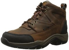 Ariat Women's Terrain H2O Hiking Boot >>> Remarkable product available now. : Hiking shoes