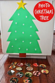 http://www.toddlerapproved.com/2014/11/build-photo-christmas-tree-for-babies.html