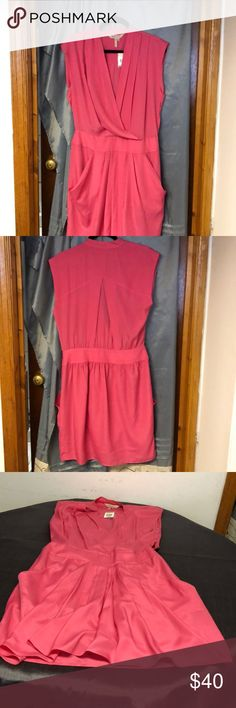 a7e5d3c4a9 Shop Women s BCBG Pink size 12 Dresses at a discounted price at Poshmark.  Description  New with Tags- Sexy Pink BCBGeneration.