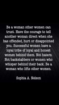 I have a small, but awesome group of women who are always real and have shown me the kind of women I want to be.