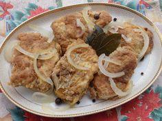 Monia miesza i gotuje: Ryba w zalewie octowej