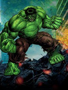 #Hulk #Fan #Art. (Hulk) By: Lyngdarane. (THE * 5 * STÅR * ÅWARD * OF * MAJOR ÅWESOMENESS!!!™) [THANK U 4 PINNING!!!<·><]