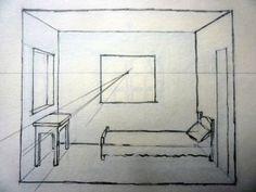 Construire deux escaliers en perspective. - un escalier en ...