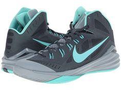 Nike Hyperdunk 2014 Bright Mango/Black - 6pm.com
