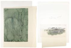 Cy Twombly, Idilion