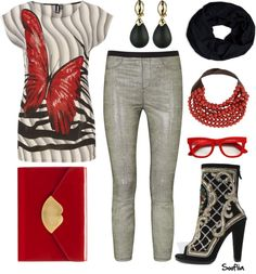 """over..."" by soofiia ❤ liked on Polyvore"