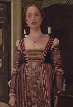 Lotte Verbeek as Giulia Farnese in The Borgias