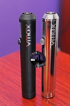 JUST AS BEAUTIFUL AS THE PROVARI BUT DAMN NEAR HALF THE PRICE!!!    VMAX has the following Features:  *VMax can be adjusted from 3.0-6.0V volts in 0.1 volt increments.  *Built-in three digit display allows you to visually adjust your voltage.   *VMax holds two specially designed 18350 High Power Batteries.   *VMax is made of brass painted with black/silver.   *VMax PCB allows 5 Amperage output limit.   *VMax button never gets stuck with flexible 360° turning around.