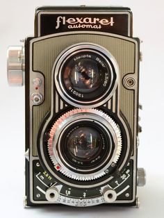 Meopta Flexaret Vintage Camera