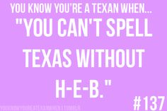 #HEB is the best grocery store ever, and I've lived in a lot of places!!