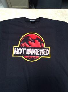 Custom heat pressed tee shirts
