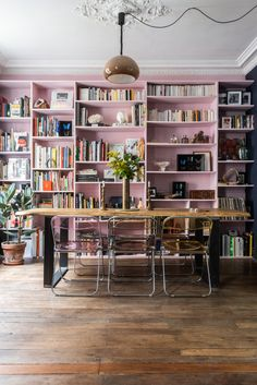 Laurent Laporte and Marie Christoforou - The Socialite Family Sweet Home, Ceiling Light Design, Hidden Rooms, Coffee Table Design, Trendy Home, My New Room, White Walls, Midcentury Modern, Interior Inspiration