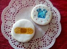 Baunilha Cor-de-Rosa: #cookies #nurse