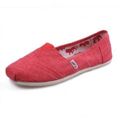Toms shoes are off sale. Don't miss the good chance.