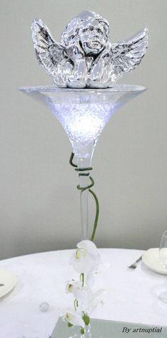 Location Vase Martini ange-decoration mariage
