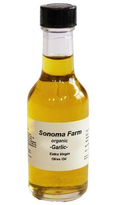 Enjoy a new cooking experience with the finest selection of Garlic Infused Extra Virgin Olive Oil available at Sonoma Farm. Garlic Infused Olive Oil, Flavored Olive Oil, Organic Garlic, Fresh Garlic, Extra Virgin Oil, New Cooking, Organic Recipes, Gourmet Recipes, Health Benefits