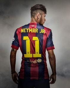 Camiseta NEYMAR del Barcelona Primera 2014-2015 baratas