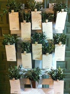 49 ideas de cómo decorar con ramas de olivo una boda | Bohemian and Chic