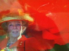 Queen Beatrix of the Netherlands, sent by a Postcrosser from that country (NL952688)
