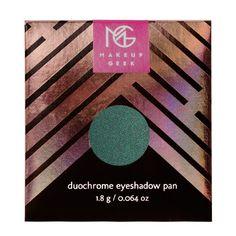 Makeup Geek Duochrome Eyeshadow Pan in Secret Garden