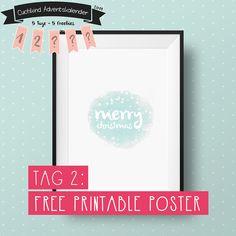 Weihnachtes Freebie, free printable, xmas printable, Weihnachts Printable