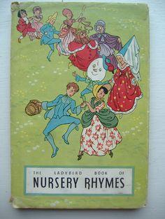 The Ladybird Book of Nursery Rhymes, 1955 edition