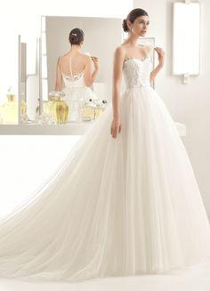 LA NOVIA Couture - Wedding dresses in Latvia - ROSA CLARA TWO 2017 - OLMO