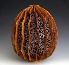 wood vessel - J. Paul Fennell