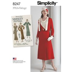PatternReview Blog > New Simplicity Collection Winter 2016