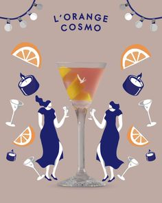 Not your average Cosmopolitan. 3 Parts GREY GOOSE® L'Orange, ½ Parts Cointreau®, ½ Parts Cranberry Juice, 1 Squeeze Lime, 1 Orange Twist Ads Creative, Creative Posters, Creative Advertising, Advertising Design, Motion Design, Packaging Design Inspiration, Graphic Design Inspiration, Pose, Cosmopolitan