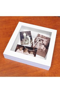 Cathy's Concepts Personalized Keepsake Shadow Box