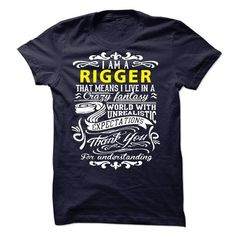 I am a Rigger - #tee pee #pink sweater. OBTAIN LOWEST PRICE => https://www.sunfrog.com/LifeStyle/I-am-a-Rigger-18973460-Guys.html?68278