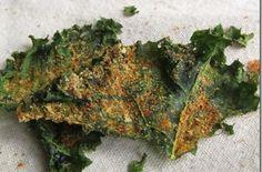 DIY Dorito Kale Chips