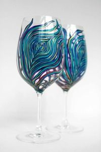 Recently purchased these glasses, they are beautiful!