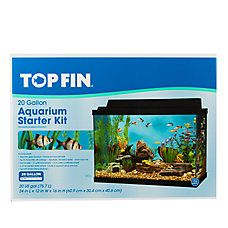 Top fin 55 gallon aquarium starter kit aquariums for 55 gallon fish tank starter kit