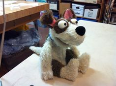 Builder: Mike Horner Types Of Puppets, Marionette Puppet, Puppet Making, Stop Motion, Felting, Art Dolls, Masks, Needlework, Plush