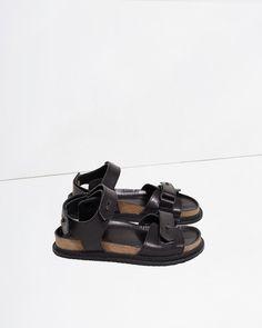 Y'S | Belt Sandal | Shop at La Garçonne