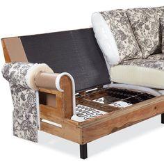 Cutaway Sofa